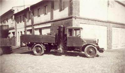 Werkstatt 3 in den 30er Jahren