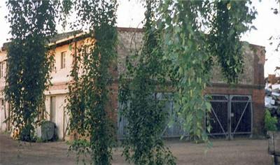 Werkstatt 3 im Jahr 1995